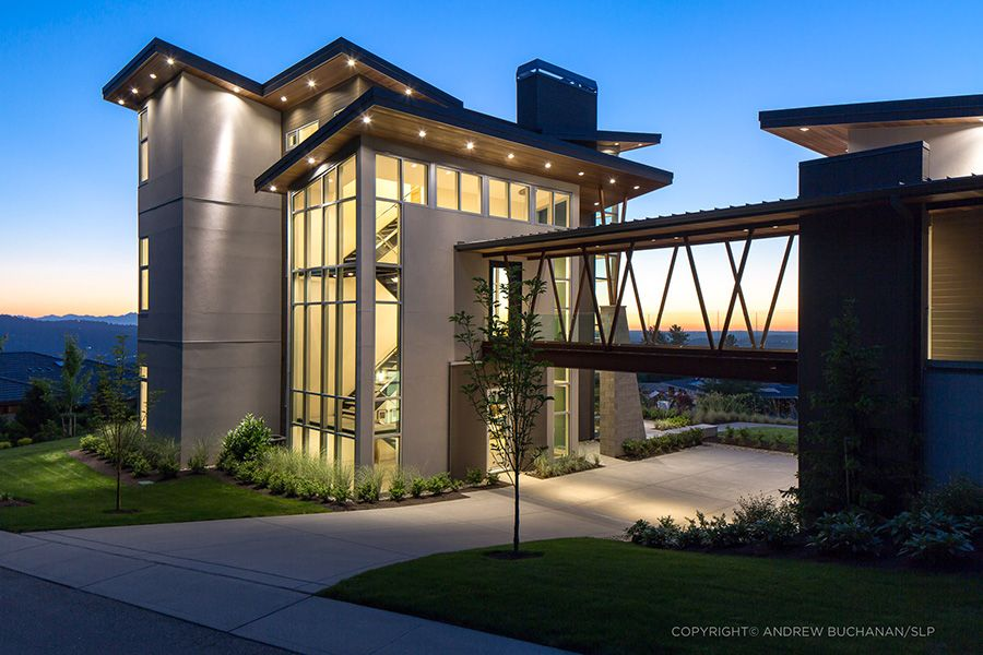 Custom Residential Architecture for McCullough Architects