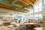 Seattle - Elementary school interiors photography for Erickson-McGovern Architects