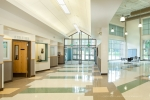 Seattle - Interior photography of high school addition near Tacoma, WA for Erickson-McGovern Architects