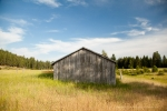 Seattle - Weathered barn, Cle Elum, WA