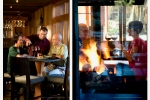 Seattle - Boutique hotel lifestyle photography, Willows Lodge, Redmond, WA
