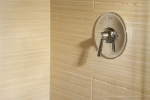 Seattle - Interior photography shower detail for Main Vue / Henley Homes