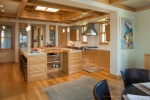 Seattle - Interior architectural photos in San Juan Islands for Studio29 Architects and Jonathan White Construction