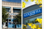Seattle - Retail store exteriors for Seattle Goodwill