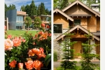 Seattle - Exterior architectural photos for private homeowner, Olson Kundig Architects and Suncadia Resort marketing