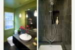 Seattle - Residential bathroom interior photography in Seattle for design/build firm