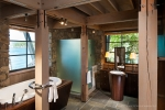 Seattle - Residential architectural photography on Shaw Island, San Juan Islands, for David DiMarco Architect