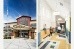 Seattle - Elementary school interior and exterior architectural photography near Tacoma, WA for Erickson-McGovern Architects
