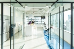 Seattle - Corporate interior photography, Seattle for IA:Interior Architects, Skanska USA, and Western Office Interiors