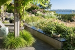 Seattle - Outdoor Living photography of waterfront residence for Paul Broadhurst and Associates, near Seattle, WA