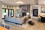 Seattle - Residential interior architectural photography for McCullough Architects